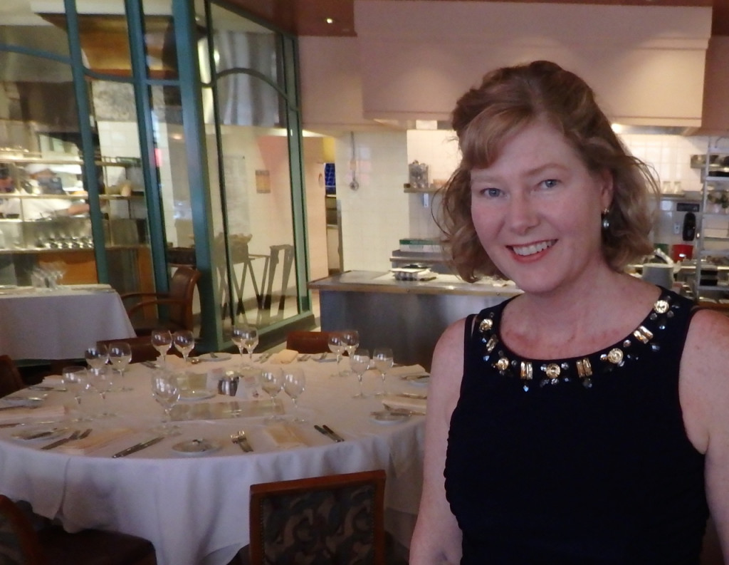 Kathleen Bowen Ha, ASA inducted as President of the NYC Chapter, July 2015